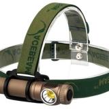 Acebeam H10 MT-G2 — обзор налобного фонаря с яркостью 2000 люмен!