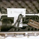 Acebeam X65 — самый мощный поисковый фонарь в мире