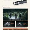 Обзор новинок фонарей Fenix из каталога за 2017 год