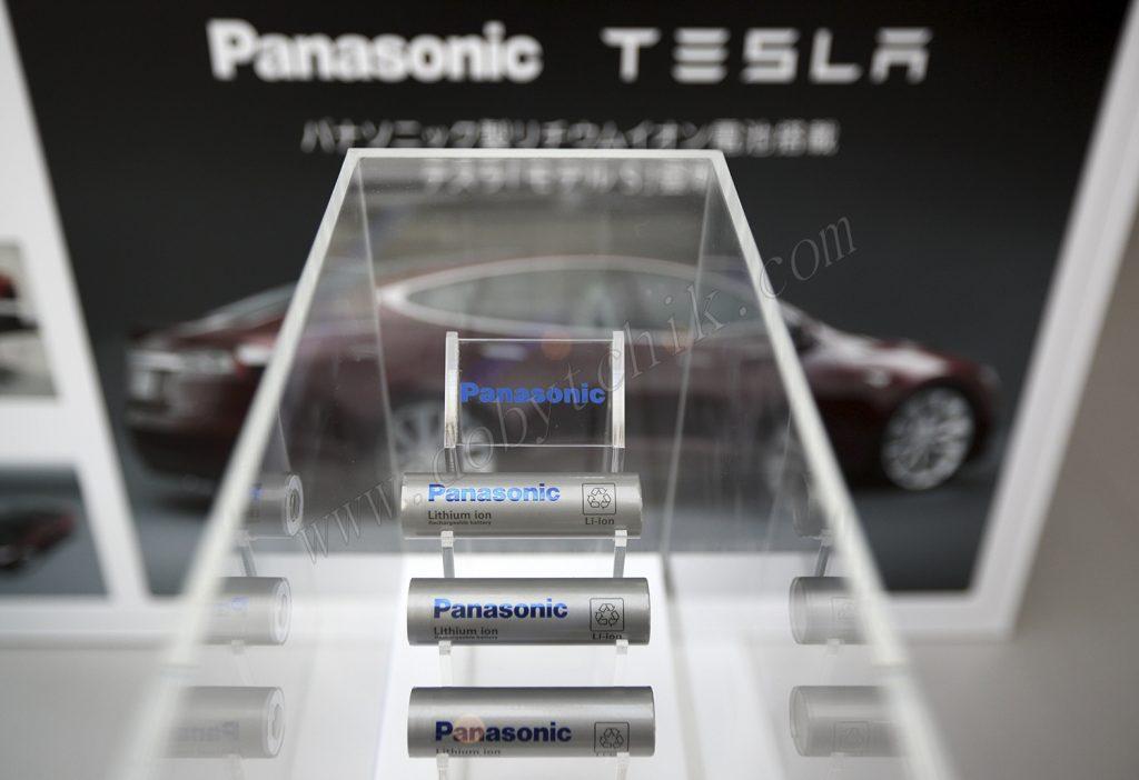 Аккумуляторы 18650 компании Panasonic