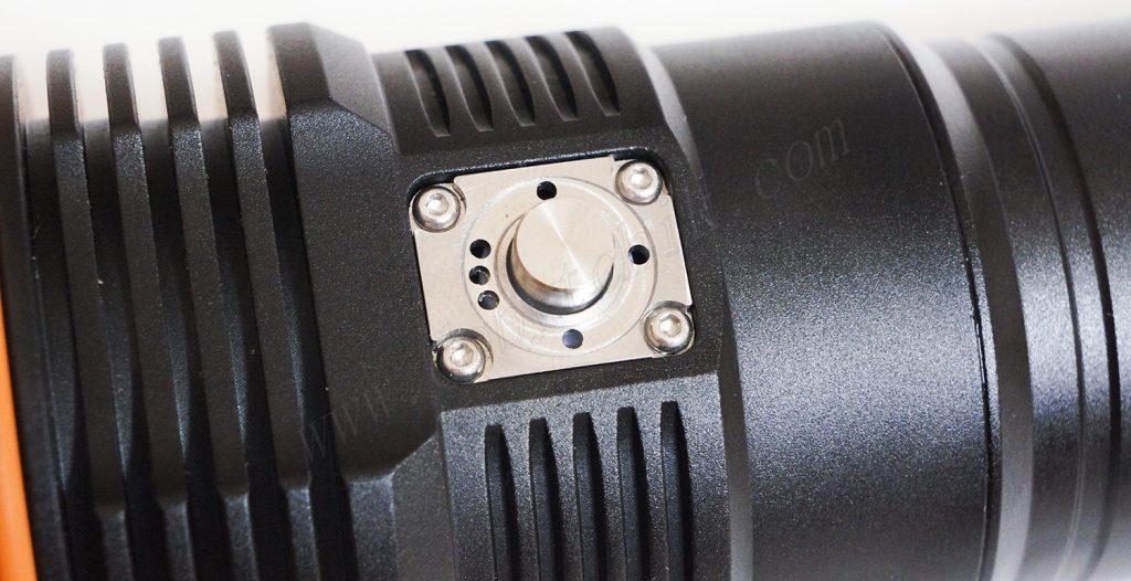 Магнитная кнопка управления подводным дайверским фонарем Acebeam D45