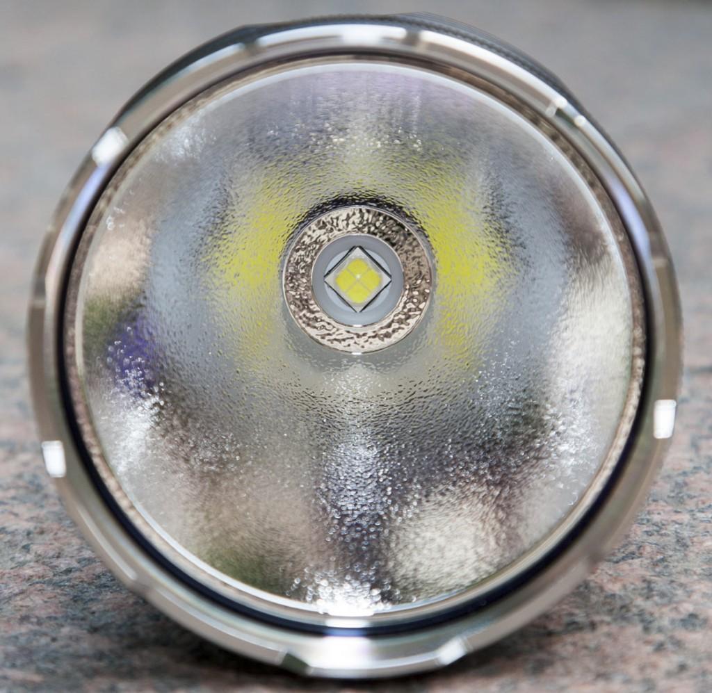 Глубокий отражатель поискового фонаря Acebeam K60