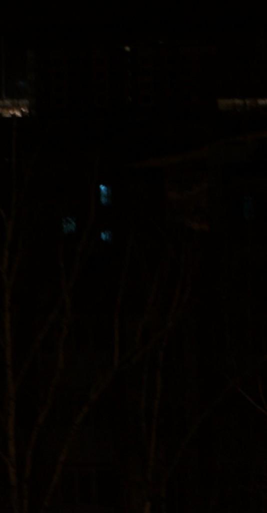 Тест фонаря Acebeam T20 на дальность освещения