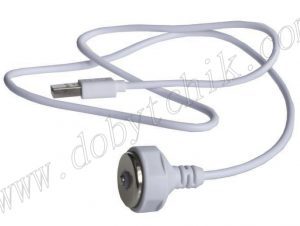 Кабель магнитного зарядного устройства налобного фонаря Wizard XPL Magnet USB