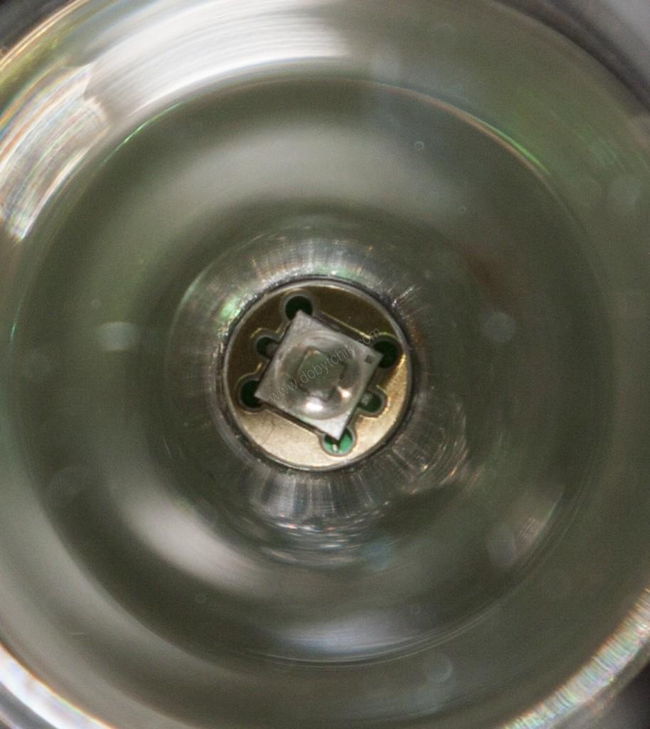 Светодиод используемый в фонаре Armytek Doberman Green