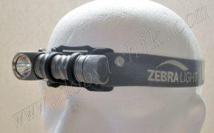 Новые светодиодные налобные фонари Zebralight H53с и Zebralight H53cW