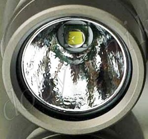 Светодиод и отражатель фонаря Zebralight SC5c MkII