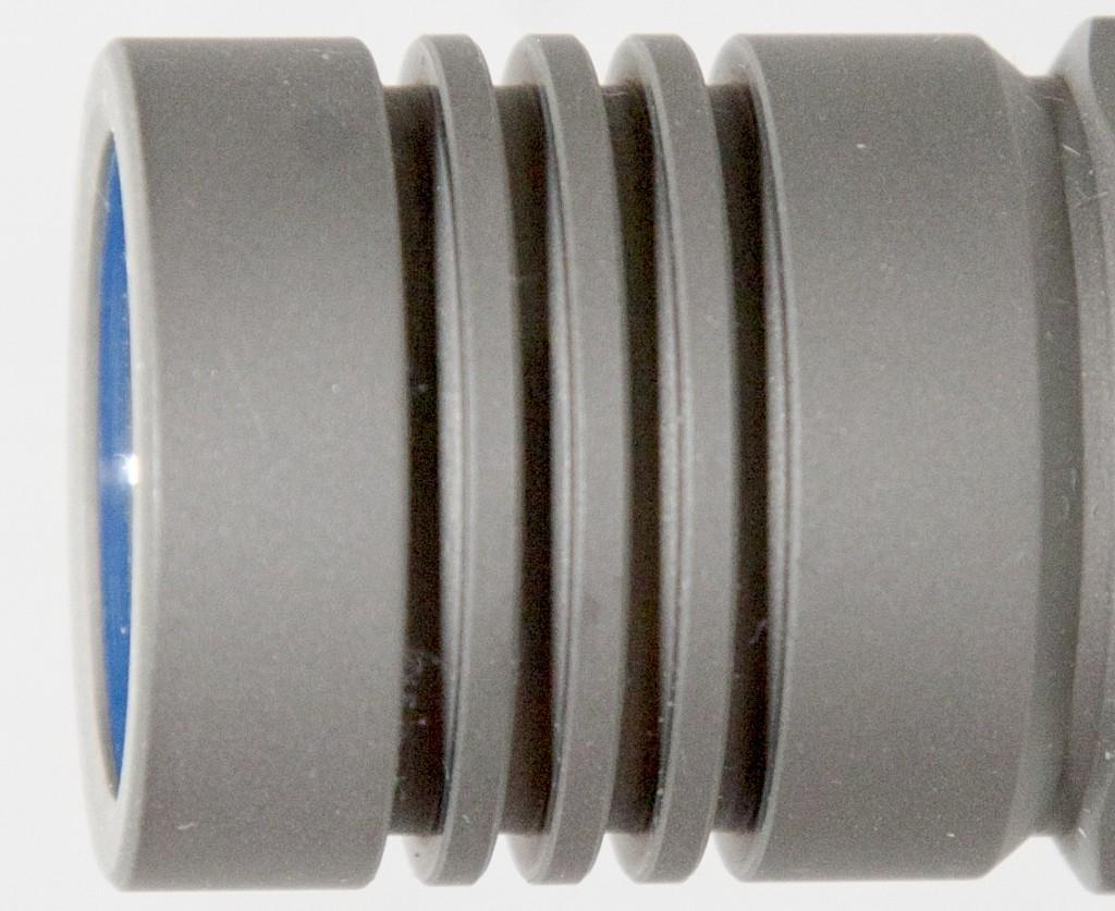 Головная часть фонаря Olight S30Ti Baton с ребрами радиатора