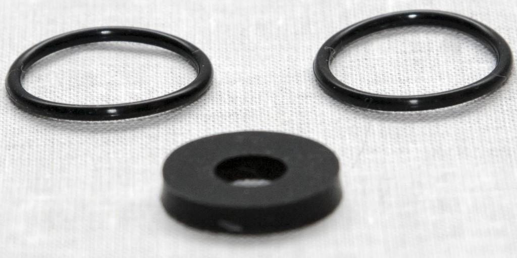 Комплектные запасные уплотняющие кольца для фонаря Olight S30Ti Baton