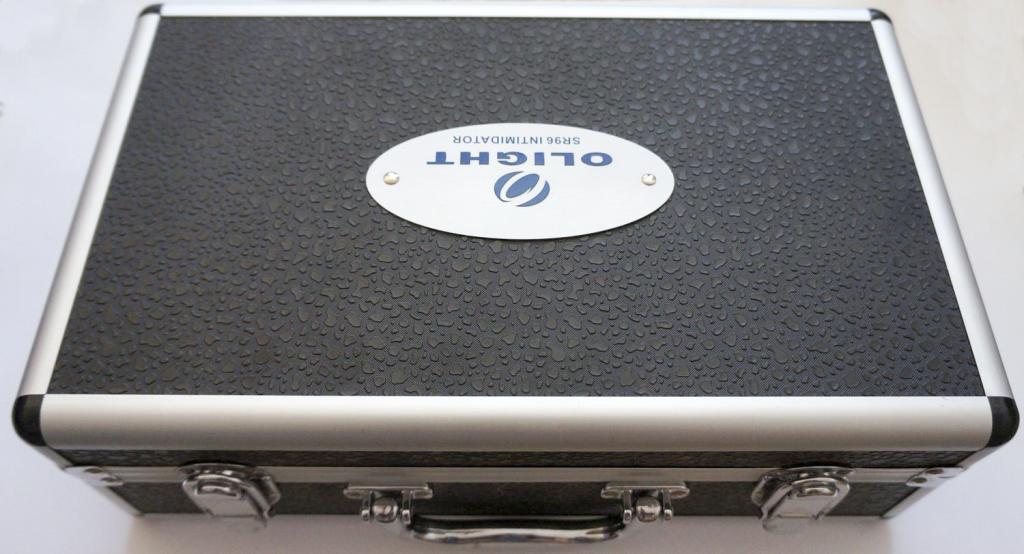 Кейс для хранения и переноски фонаря Olight SR96 Intimidator
