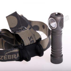 Новый налобный фонарь Zebralight H600 Mk III высокой мощности