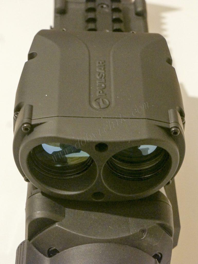 Лазерный дальномер прицела Pulsar Apex LRF XD75
