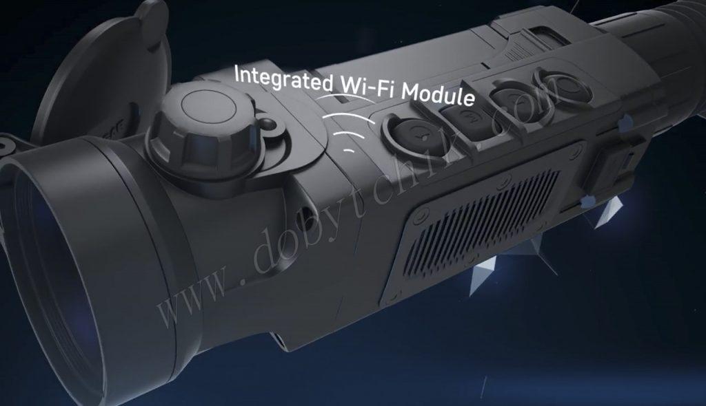 Интегрированный в тепловизионный прицел Pulsar Trail XP/XQ модуль беспроводной связи