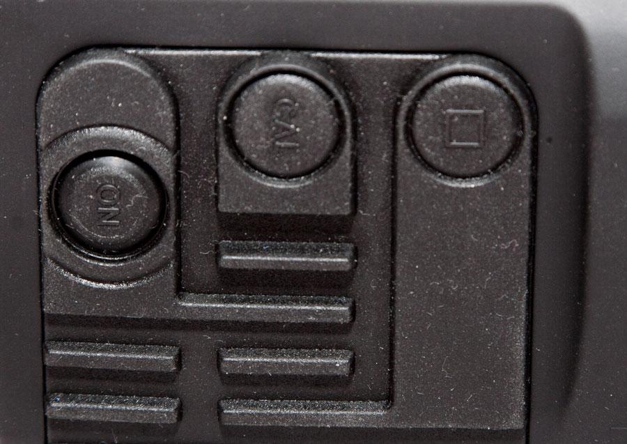 Блок кнопок управления тепловизора Pulsar Quantum XD38S