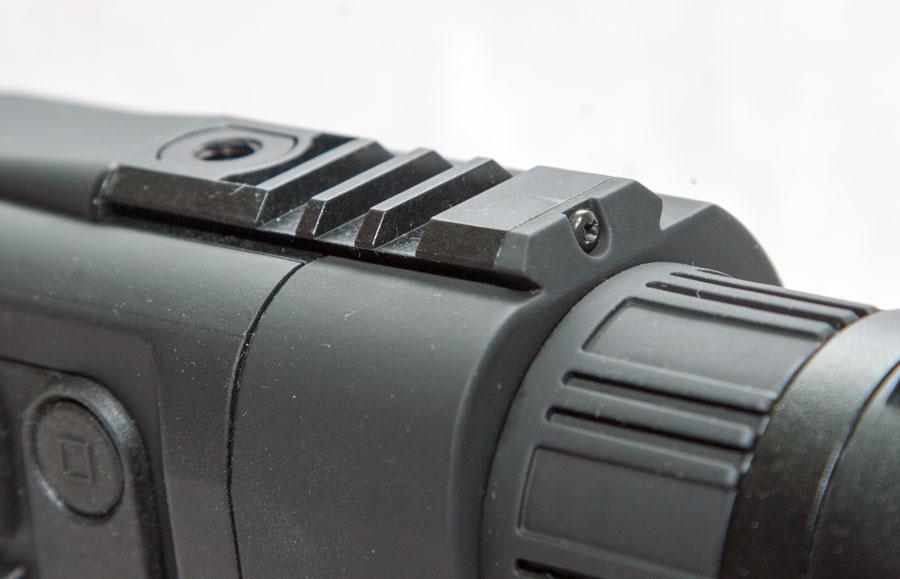 Планка Weaver для установки дополнительного оборудования на тепловизор