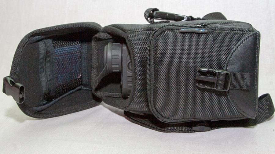 Тепловизор Pulsar Quantum XD38S в комплектной сумке