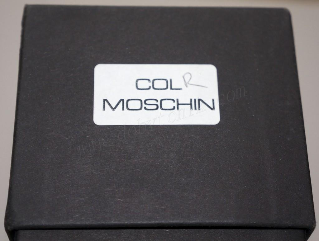 Маркировка на торцевой части корбки ножа Extrema Ratio Col Moschin