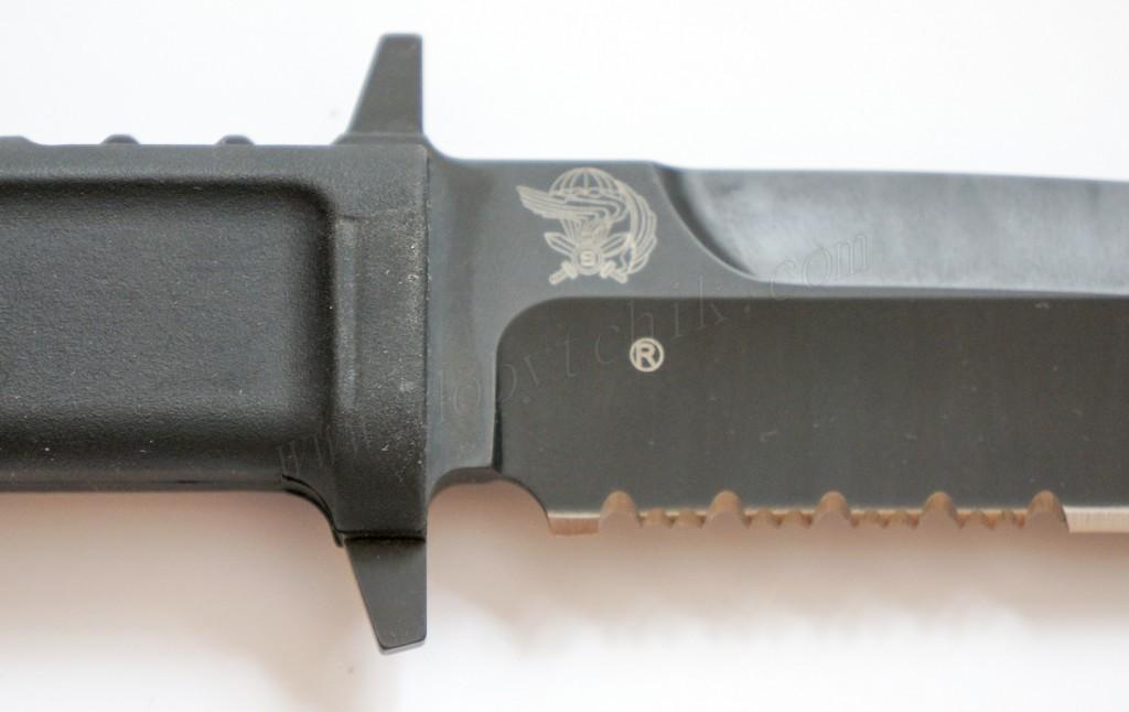 Нож Extrema Ratio Col Moschin маркирован для продажи в России