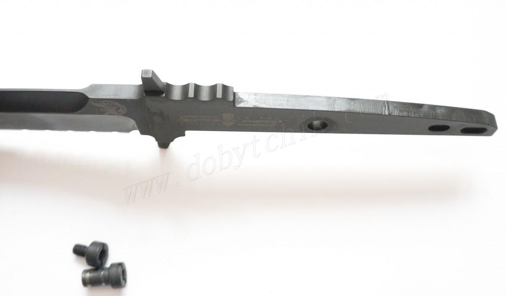 Общая толщина ножа Extrema Ratio Col Moschin