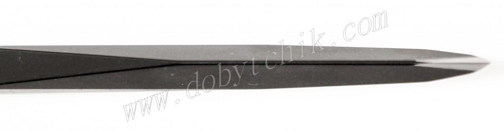 Профиль клинка ножа Extrema Ratio Fulcrum