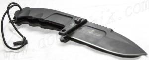 Клинок ножа для выживания Extrema Ratio RAO II