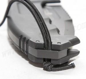 Торцевая часть корпуса ножа для выживания Extrema Ratio RAO II